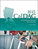 CalDAG 2013: An Interpretive Manual and Checklist