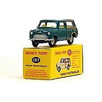 Unbekannt Dinky Toys Atlas – Mini Morris Traveller – Auto NOREV miniatyr