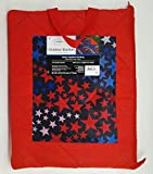 Mainstay Waving Star Outdoor Beach Blanket with