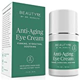 BeautyRx by Dr. Schultz Eye Cream for Dark Circles, Bags, Wrinkles & Puffiness. Best Firming Under &...