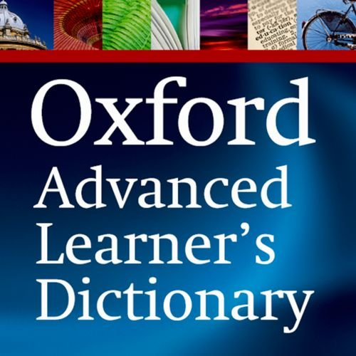 Tizen OS Oxford Advanced Learners Dictionary 8 App