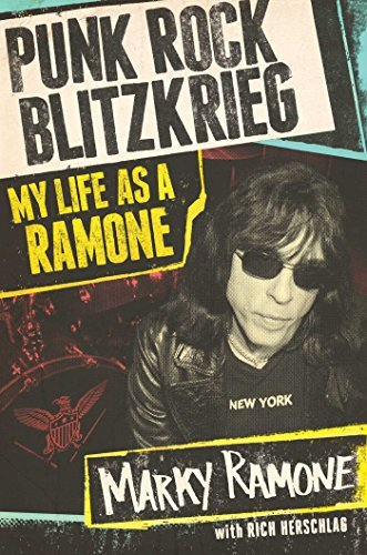 Download By Marky Ramone Punk Rock Blitzkrieg: My Life as a Ramone [Hardcover] ebook