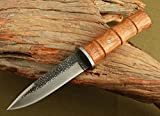Cheap Regulus KNIFE sheath knife natural wood handle NO.0068 【Parallel import goods】