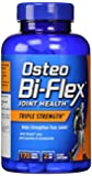 Osteo Bi-Flex Triple Strength with 5-Loxin Advanced Joint Care - 170 Caplets (Pack of 2)