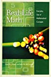 Real-Life Math, Evan M. Glazer and John W. McConnell, 0313319987