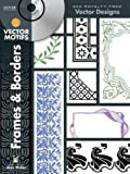 Frames and Borders Vector Motifs (Dover Electronic Clip Art)
