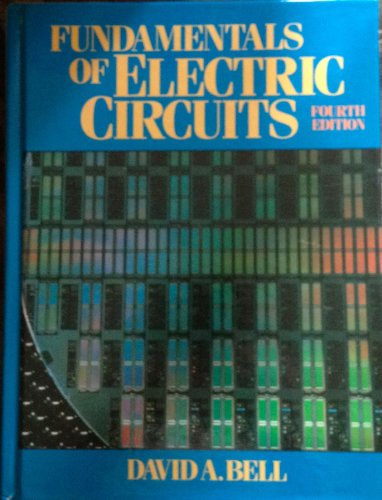 Fundamentals of Electric Circuits/With Computer Program Manual