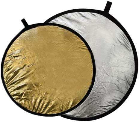 80cm 31.5 2 in 1 Photography Studio Multi Photo Disc Collapsible Light Reflector