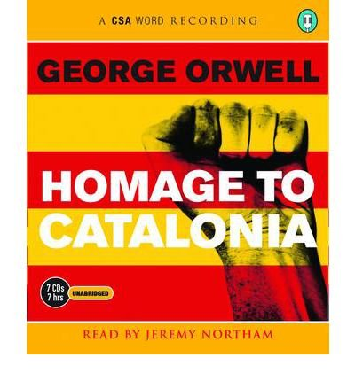 [(Homage to Catalonia )] [Author: George Orwell] [May-2011]