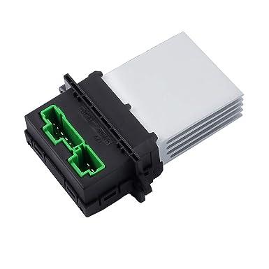 Tanice 6441.L2 7701048390 - Motor de resistencia del ventilador del calefactor para Citroen Renault C2 C3/II/Pluriel C5: Amazon.es: Industria, empresas y ciencia