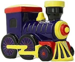 Child to cherish piggy bank train novelty gag toys amazon canada - Train piggy banks ...
