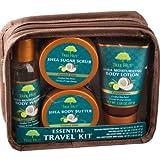 Tree Hut Essential Travel Kit, Coconut Lime
