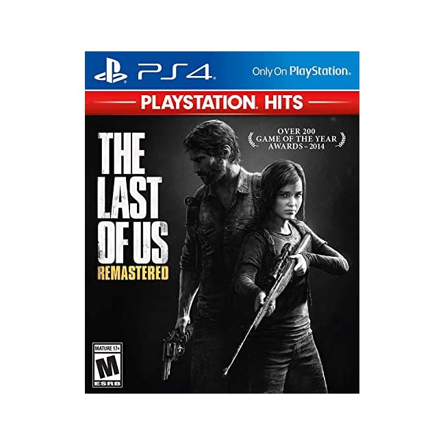 Sony PlayStation4 PS4 1TB Console+4 Games Bundle Spider Man/GOW/Horizon/LastofUs