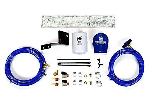 03-09 Ford 6.0L E-Series Van Sinister Diesel SD-COOLFIL-6.0V-W Coolant System with Wix Filter