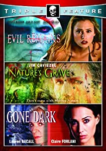 Nature's Gravel & Evil Remains & Gone Dark