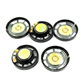Aexit 5pcs 8 Ohm 0.25W 29mm Magnetic Lautsprecher Speaker for Electric Toy