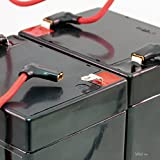 Razor E100 Scooter Batteries - 5Ah with Wire