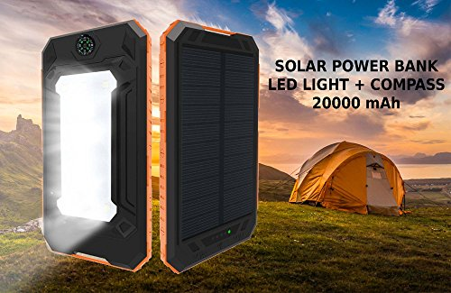 Solar Cell Phone Charging Station - 3