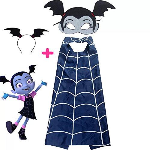 Vampirina Headband /& Gloves Set