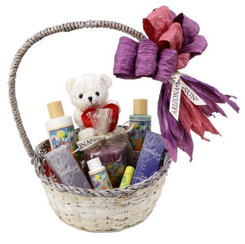 Arizona Sun Romantic Gift Basket – Perfect Romance