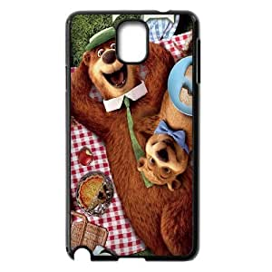 Wholesale Cheap Phone Case For Samsung Galaxy NOTE3 Case Cover -Yogi Bear Series-LingYan Store Case 3