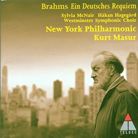 Brahms: Ein Deutsches Requiem A German Requiem