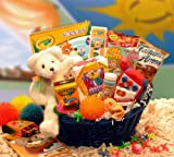 Just for Kids! Children's Activity and Snack Gift Basket