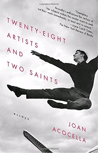 twenty-eight artists and two saints essays Buy twenty-eight artists and two saints: essays first edition by joan acocella (isbn: 9780375424168) from amazon's book store everyday low prices and free delivery on eligible orders.