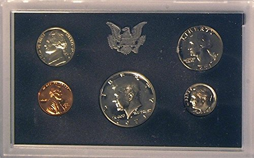 1971 S Collection Proof Set Uncirculated
