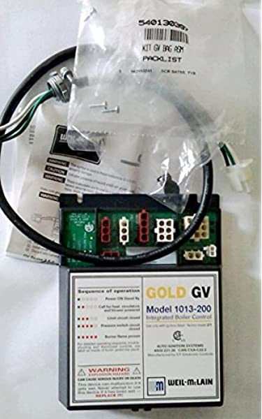 No... Weil-Mclain 511-330-129 Ignition Module Control White Rodgers 50E47-871