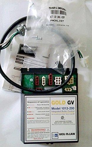 Amazon.com : Weil McLain Gold GV Integrated Boiler Control Board 511 ...