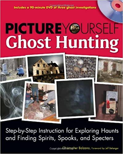 Beste bøker last ned pdfPicture Yourself Ghost Hunting PDF DJVU FB2 by Christopher Balzano 1598634984