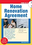 Home Renovation Agreement (Forms on CD)