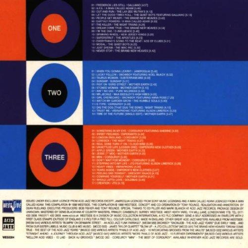 Acid Jazz Story: Old Testament 1988-96