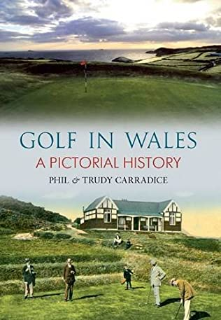 book cover of Golf in Wales