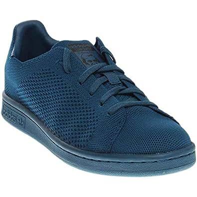 adidas Kids Stan Smith Primeknit Tech Dark Blue 4