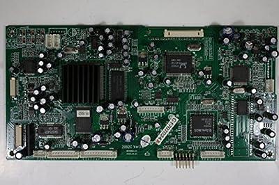 """AUDIOVOX 15"""" FPE1505DV 2092C Main Video Board Motherboard Unit"""