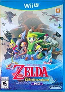The Legend of Zelda: The Wind Waker - Wii U - Standard Edition