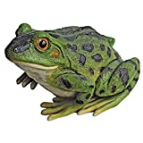 Design Toscano The Frog Garden Toad Statue (Set of 2)