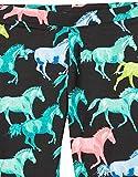 Spotted Zebra Girls' Toddler Leggings, 4-Pack