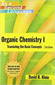 organic chemistry as a second language pdf