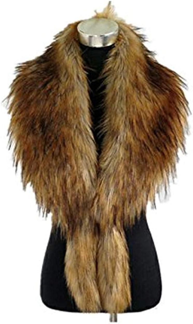 Super-long Faux Fox Fur...