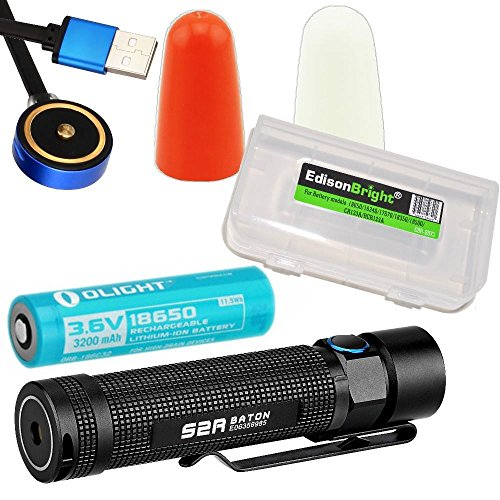 rechargeable Flashlight traffic EdisonBright reading product image