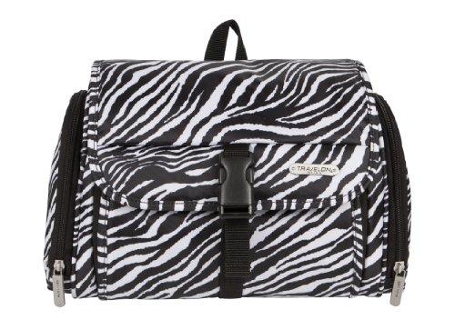 Travelon Hanging Kit, Zebra, One Size