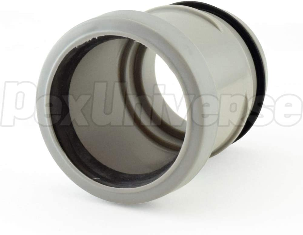 """Details about  /4/"""" PVC 100//101mm to 4/"""" Innoflue SW Appliance Adapter"""