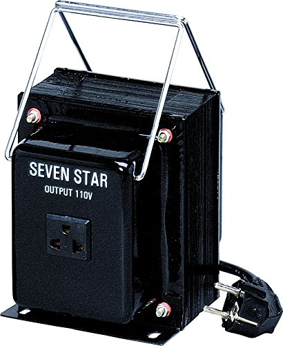 SEVENSTAR 2000W Maximum Capacity, Heavy-Duty Continuous Use Transformer (THG 2000 DOWN)