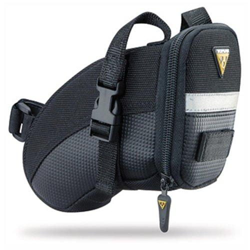 Topeak Aero Wedge Pack Strap Satteltasche Riemen Sattelstütze Rücklichtaufnahme Fahrrad Rennrad MTB, 15000007