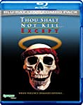 Cover Image for 'Thou Shalt Not Kill... Except  (Blu-ray/DVD Combo)'