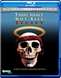 THOU SHALT NOT KILL...EXCEPT (BLU-RAY)