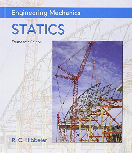 Engineering Mechanics: Statics and Modified Mastering Engineering with eText and Access Card (14th Edition)